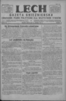 Lech.Gazeta Gnieźnieńska: codzienne pismo polityczne dla wszystkich stanów 1927.12.16 R.29 Nr288