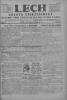 Lech.Gazeta Gnieźnieńska: codzienne pismo polityczne dla wszystkich stanów 1927.12.20 R.29 Nr291