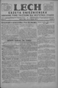 Lech.Gazeta Gnieźnieńska: codzienne pismo polityczne dla wszystkich stanów 1927.12.21 R.29 Nr292
