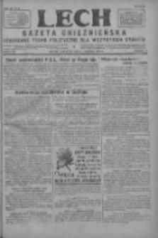 Lech.Gazeta Gnieźnieńska: codzienne pismo polityczne dla wszystkich stanów 1927.12.22 R.29 Nr293