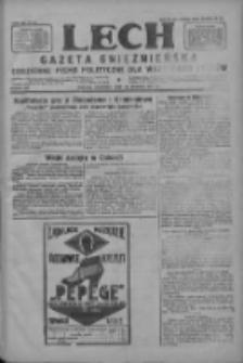 Lech.Gazeta Gnieźnieńska: codzienne pismo polityczne dla wszystkich stanów 1927.12.25 R.29 Nr296
