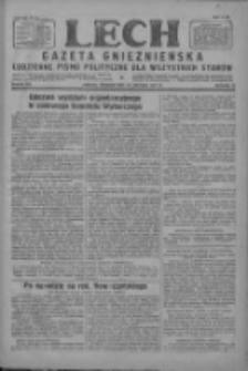 Lech.Gazeta Gnieźnieńska: codzienne pismo polityczne dla wszystkich stanów 1927.12.28 R.29 Nr297