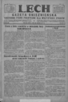 Lech.Gazeta Gnieźnieńska: codzienne pismo polityczne dla wszystkich stanów 1927.12.31 R.29 Nr300