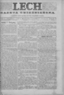 Lech. Gazeta Gnieźnieńska: codzienne pismo polityczne dla wszystkich stanów 1923.09.02 R.25 Nr198