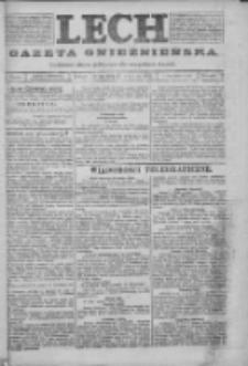 Lech. Gazeta Gnieźnieńska: codzienne pismo polityczne dla wszystkich stanów 1923.09.05 R.25 Nr200