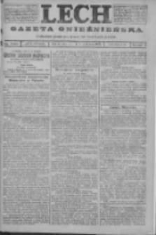 Lech. Gazeta Gnieźnieńska: codzienne pismo polityczne dla wszystkich stanów 1923.09.23 R.25 Nr216