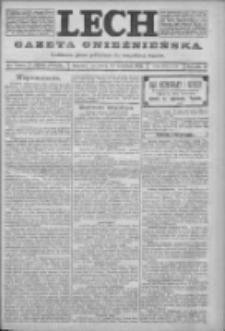 Lech. Gazeta Gnieźnieńska: codzienne pismo polityczne dla wszystkich stanów 1923.09.27 R.25 Nr219