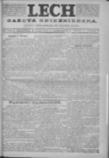 Lech. Gazeta Gnieźnieńska: codzienne pismo polityczne dla wszystkich stanów 1923.10.06 R.25 Nr227