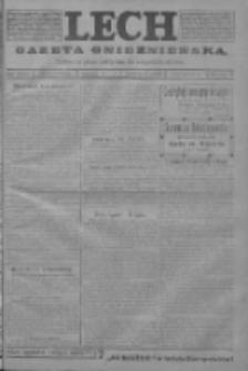 Lech. Gazeta Gnieźnieńska: codzienne pismo polityczne dla wszystkich stanów 1923.10.21 R.25 Nr240
