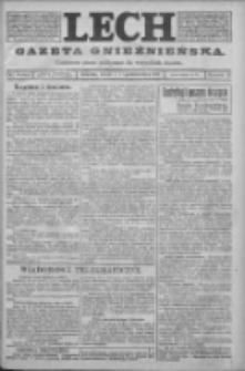 Lech. Gazeta Gnieźnieńska: codzienne pismo polityczne dla wszystkich stanów 1923.10.24 R.25 Nr242