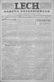 Lech. Gazeta Gnieźnieńska: codzienne pismo polityczne dla wszystkich stanów 1923.10.26 R.25 Nr244