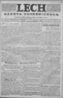 Lech. Gazeta Gnieźnieńska: codzienne pismo polityczne dla wszystkich stanów 1923.10.28 R.25 Nr246