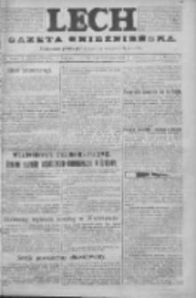 Lech. Gazeta Gnieźnieńska: codzienne pismo polityczne dla wszystkich stanów 1923.11.08 R.25 Nr254