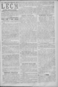 Lech. Gazeta Gnieźnieńska: codzienne pismo polityczne dla wszystkich stanów 1923.11.13 R.25 Nr258