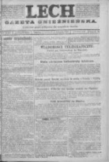 Lech. Gazeta Gnieźnieńska: codzienne pismo polityczne dla wszystkich stanów 1923.11.15 R.25 Nr260
