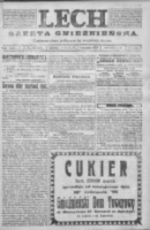 Lech. Gazeta Gnieźnieńska: codzienne pismo polityczne dla wszystkich stanów 1923.11.25 R.25 Nr269