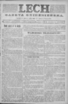 Lech. Gazeta Gnieźnieńska: codzienne pismo polityczne dla wszystkich stanów 1923.12.13 R.25 Nr283