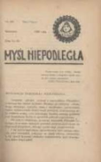 Myśl Niepodległa 1928 Nr925