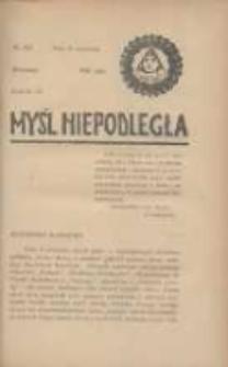 Myśl Niepodległa 1928 nr935