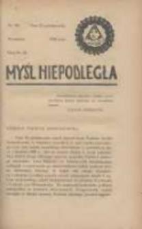 Myśl Niepodległa 1928 Nr941