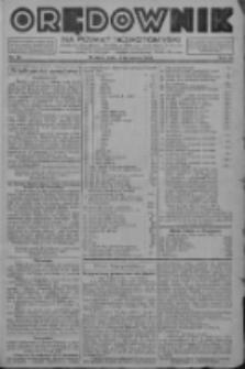 Orędownik na powiat nowotomyski 1934.03.13 R.15 Nr30