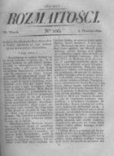 Rozmaitości. Pismo Dodatkowe do Gazety Lwowskiej. 1822 R.2 nr100