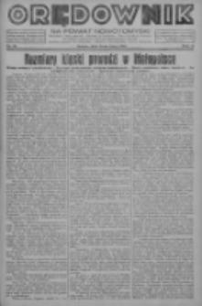 Orędownik na powiat nowotomyski 1934.07.21 R.15 Nr83