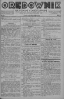 Orędownik na powiat nowotomyski 1934.07.24 R.15 Nr84