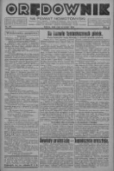 Orędownik na powiat nowotomyski 1934.09.01 R.15 Nr101