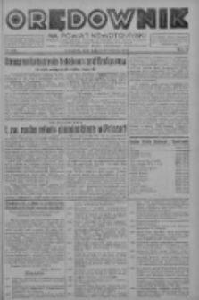 Orędownik na powiat nowotomyski 1934.10.04 R.15 Nr115