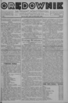 Orędownik na powiat nowotomyski 1934.10.20 R.15 Nr122
