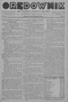 Orędownik na powiat nowotomyski 1934.11.06 R.15 Nr128