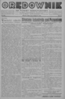Orędownik na powiat nowotomyski 1934.11.13 R.15 Nr131