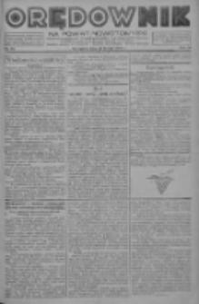 Orędownik na powiat nowotomyski 1935.02.21 R.16 Nr22