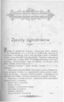 Ogrodnik Polski. 1899 R.21 nr5
