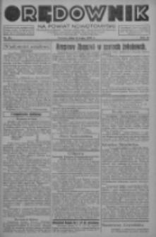 Orędownik na powiat nowotomyski 1935.05.25 R.16 Nr61