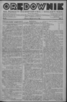 Orędownik na powiaty nowotomyski i wolsztyński 1936.03.10 R.17 Nr28
