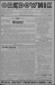 Orędownik na powiaty nowotomyski i wolsztyński 1936.06.06 R.17 Nr63