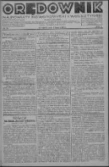 Orędownik na powiaty nowotomyski i wolsztyński 1936.07.02 R.17 Nr73