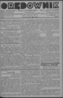 Orędownik na powiaty nowotomyski i wolsztyński 1936.07.09 R.17 Nr76