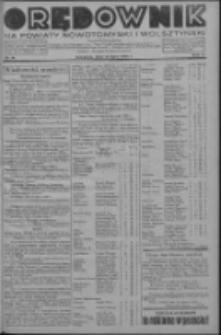 Orędownik na powiaty nowotomyski i wolsztyński 1936.07.16 R.17 Nr79