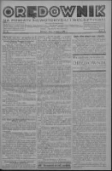 Orędownik na powiaty nowotomyski i wolsztyński 1936.07.21 R.17 Nr81