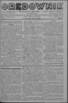 Orędownik na powiaty nowotomyski i wolsztyński 1936.08.06 R.17 Nr88