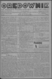Orędownik na powiaty nowotomyski i wolsztyński 1936.09.29 R.17 Nr111