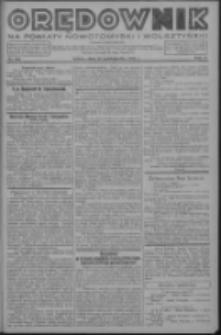 Orędownik na powiaty nowotomyski i wolsztyński 1936.10.10 R.17 Nr116