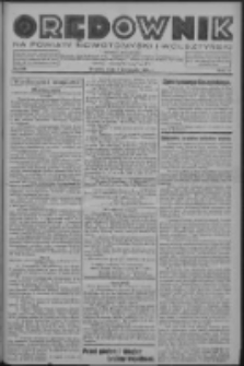Orędownik na powiaty nowotomyski i wolsztyński 1936.11.03 R.17 Nr126