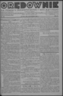 Orędownik na powiaty nowotomyski i wolsztyński 1936.11.10 R.17 Nr129