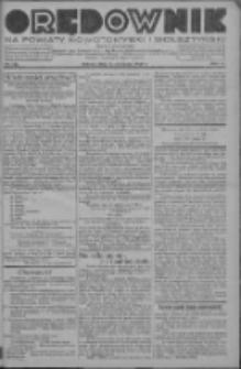 Orędownik na powiaty nowotomyski i wolsztyński 1936.11.14 R.17 Nr131