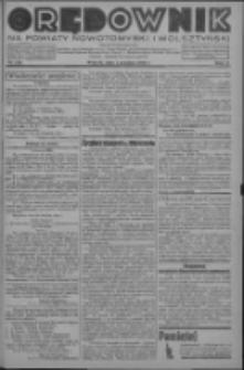 Orędownik na powiaty nowotomyski i wolsztyński 1936.12.01 R.17 Nr138