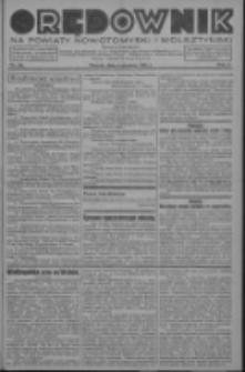 Orędownik na powiaty nowotomyski i wolsztyński 1936.12.08 R.17 Nr141